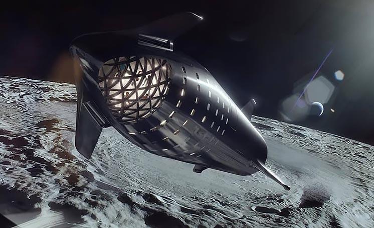 Блогер, Starship, Илон Маск, Гравитация, Ракета, Космический корабль