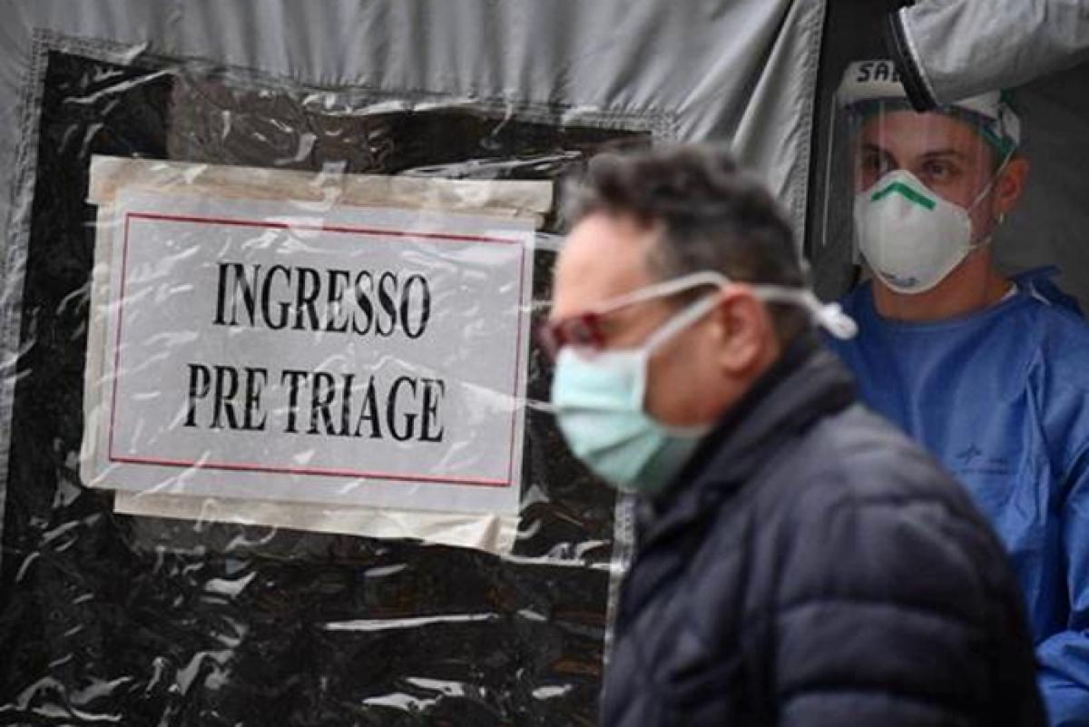 Италия побила новый трагический рекорд COVID-19 - профессор назвал причины огромной смертности