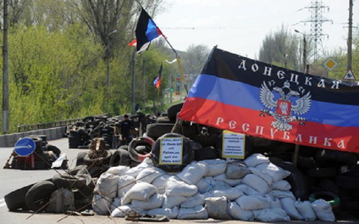 Нацгвардия штурмует блокпосты ДНР на подъездах к Донецку