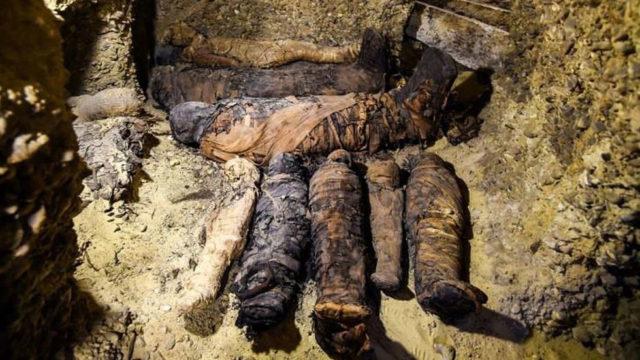 Египет, саркофаг, история, пустыня, гробница, видео