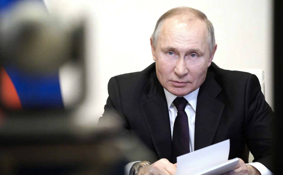 Путин рассказал свою версию возникновения Украины как государства