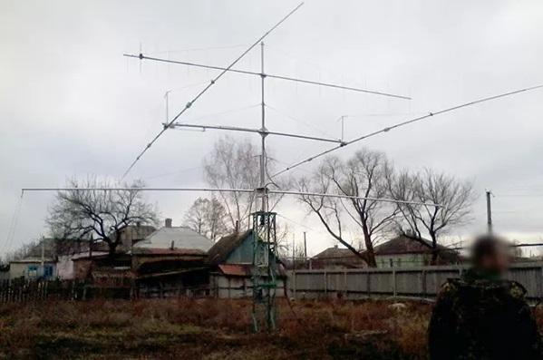 станица луганская, лнр, радиоцентр
