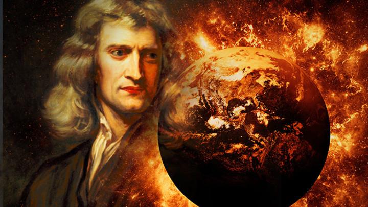 """""""Мы все в опасности"""", - названа точная дата конца света: в работах Исаака Ньютона найдено время наступления апокалипсиса"""