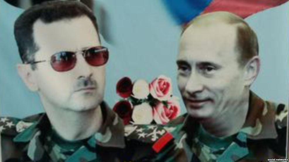 """У Трампа друга Путина заподозрили в подготовке нового преступления в Сирии - Белый дом грозит Асаду расплатой """"высокой ценой"""""""