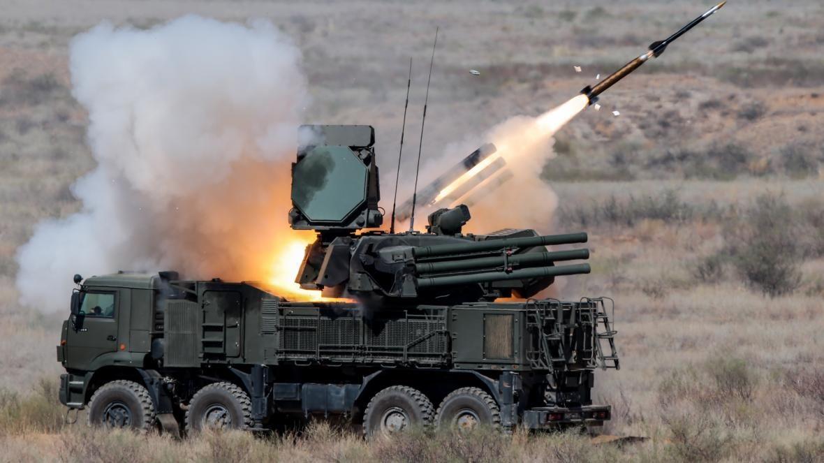 """США захватили в Ливии российский комплекс ЗРК """"Панцирь С-1"""" и тайно вывезли его на базу в Германии"""