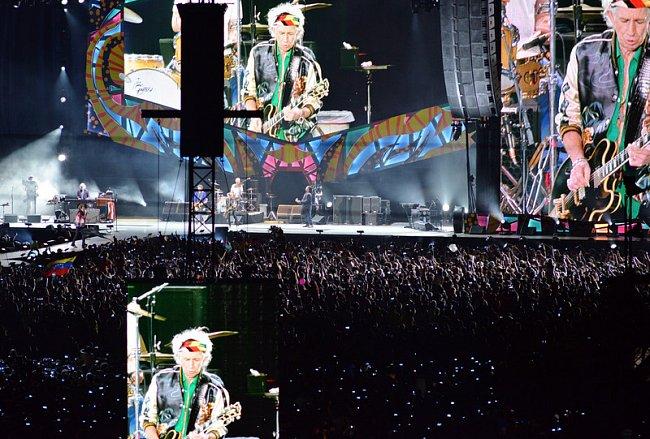 Более 50-ти лет запрета: The Rolling Stones в столице Кубы Гаване встретили более полумиллиона человек, чтобы насладиться настоящей музыкой