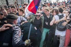 Росгвардия, новости, Россия, лазерное оружие, звуковое оружие, протесты в России, митинг, происшествия
