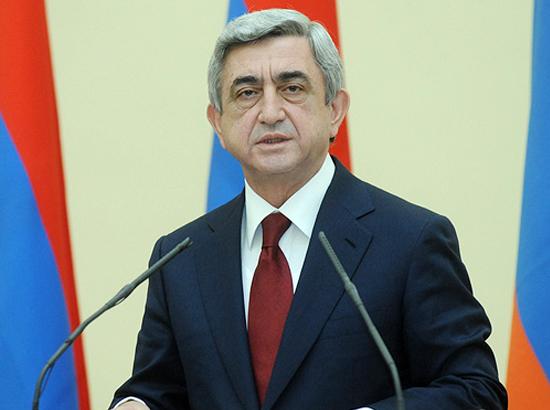 Президент Армении уличил Азербайджан в заготовленном сценарии для войны в Нагорном Карабахе