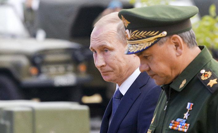 Станет ли этот человек преемником Владимира Путина?
