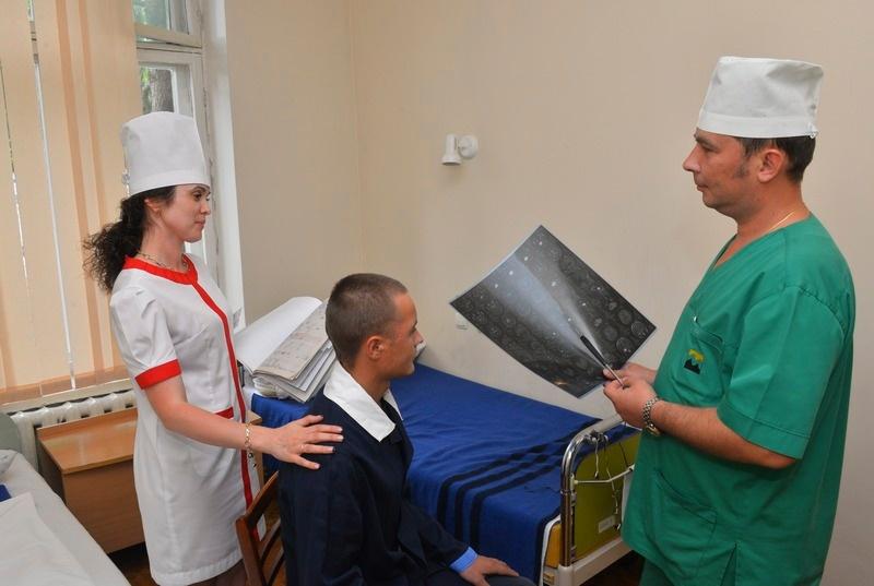 Участники АТО будут обеспечены средствами реабилитации