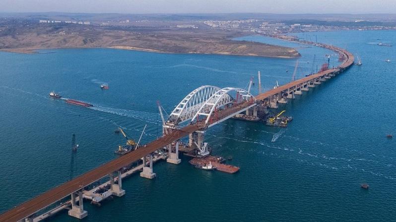 Турчинов назвал самую большую опасность для Украины Керченского моста в Крым, о которой мало кто говорит