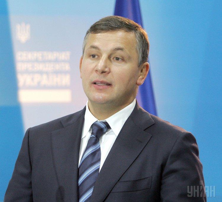 Гелетей: Наша задача – обеспечить мир для населения Донбасса