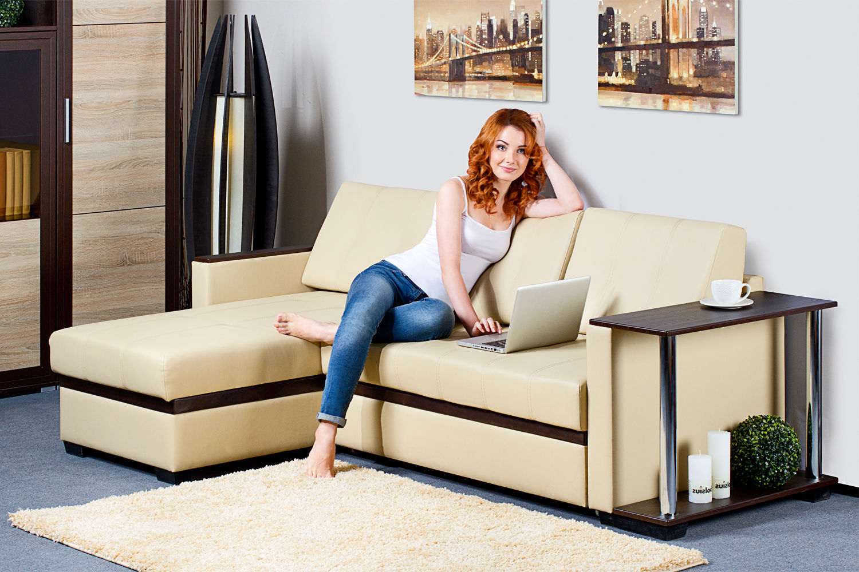 Преимущества раскладных диванов