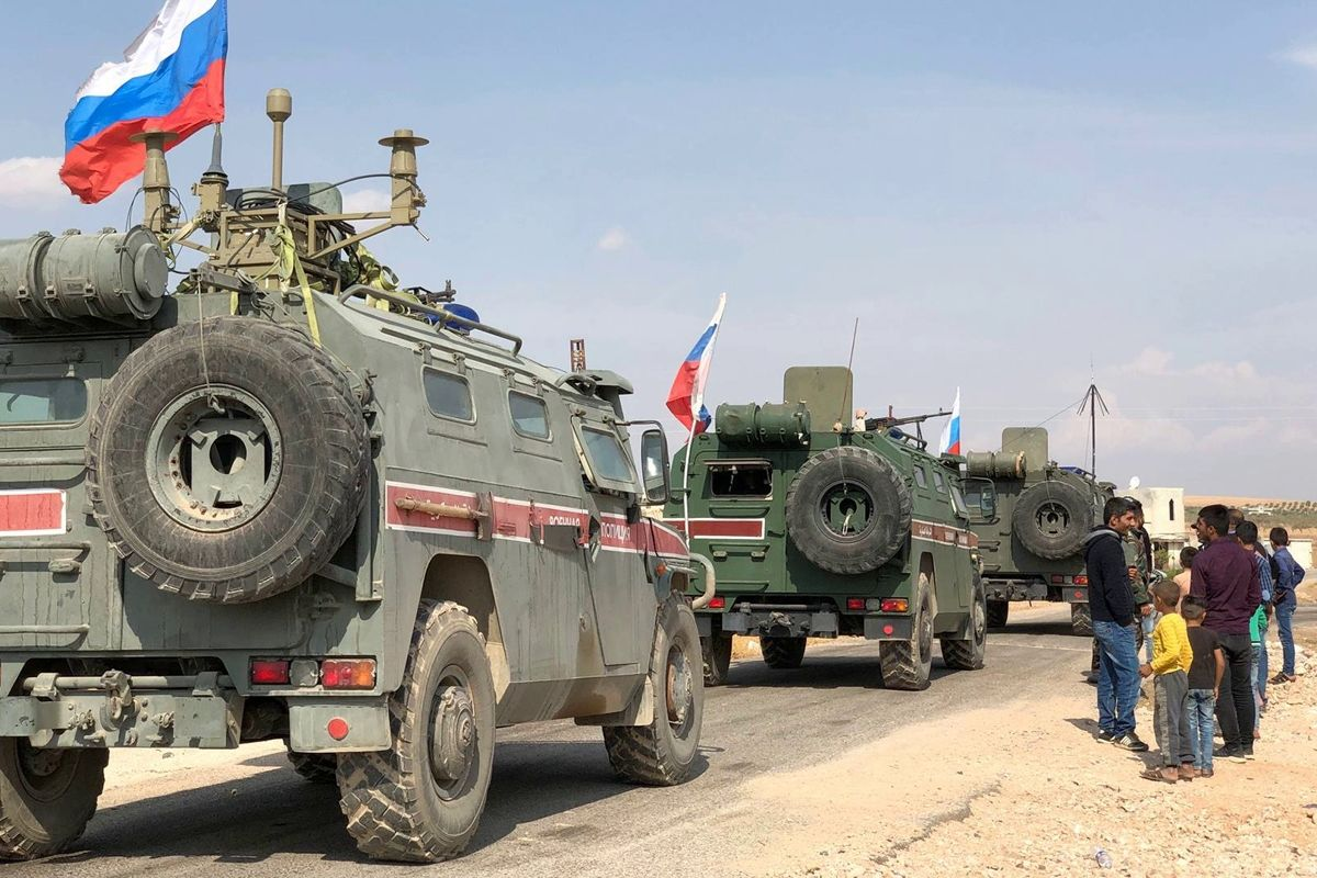 """СМИ: В Сирии """"восстание"""" против ВС РФ - россиянам не дали построить военную базу у месторождения нефти"""