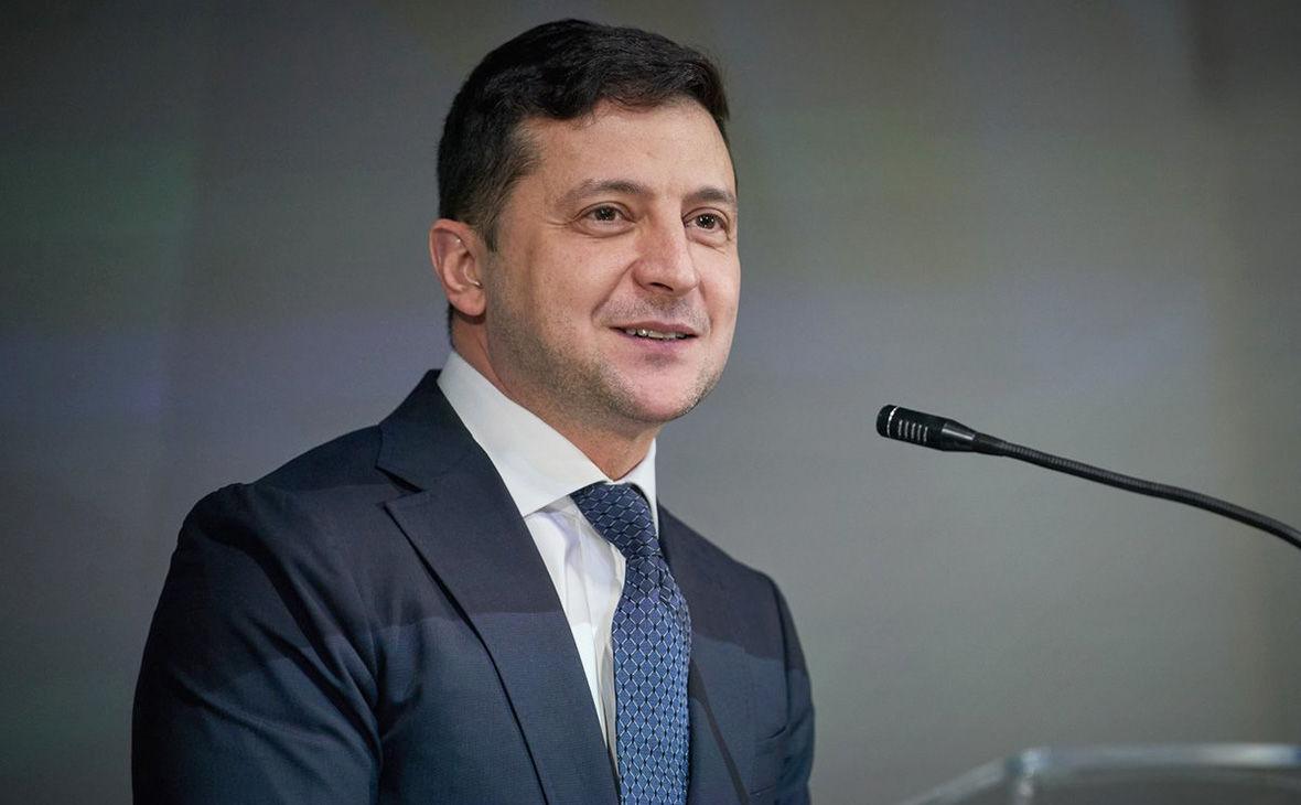 Зеленский предложил новый вариант решения проблемы Крыма и Донбасса