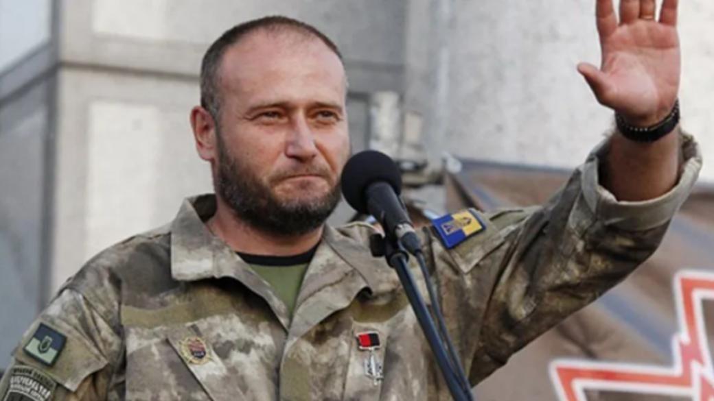 """Ярош рассказал, какой сюрприз УДА готовит оккупанту в случае российской агрессии: """"Дамы и господа, без паники"""""""