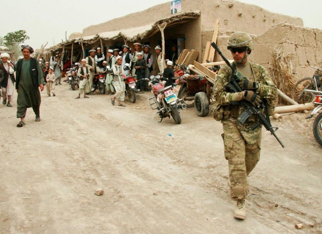ИноСМИ сливают планы Пентагона о вероятной бомбардировке Афганистана