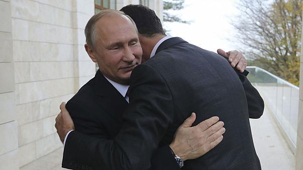 """Обнищавшим крымчанам и так хорошо: как Путин """"подкармливает"""" Асада крымским зерном"""