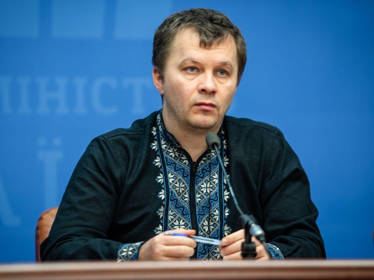 Милованов озвучил мотив потасовки с Данилюком