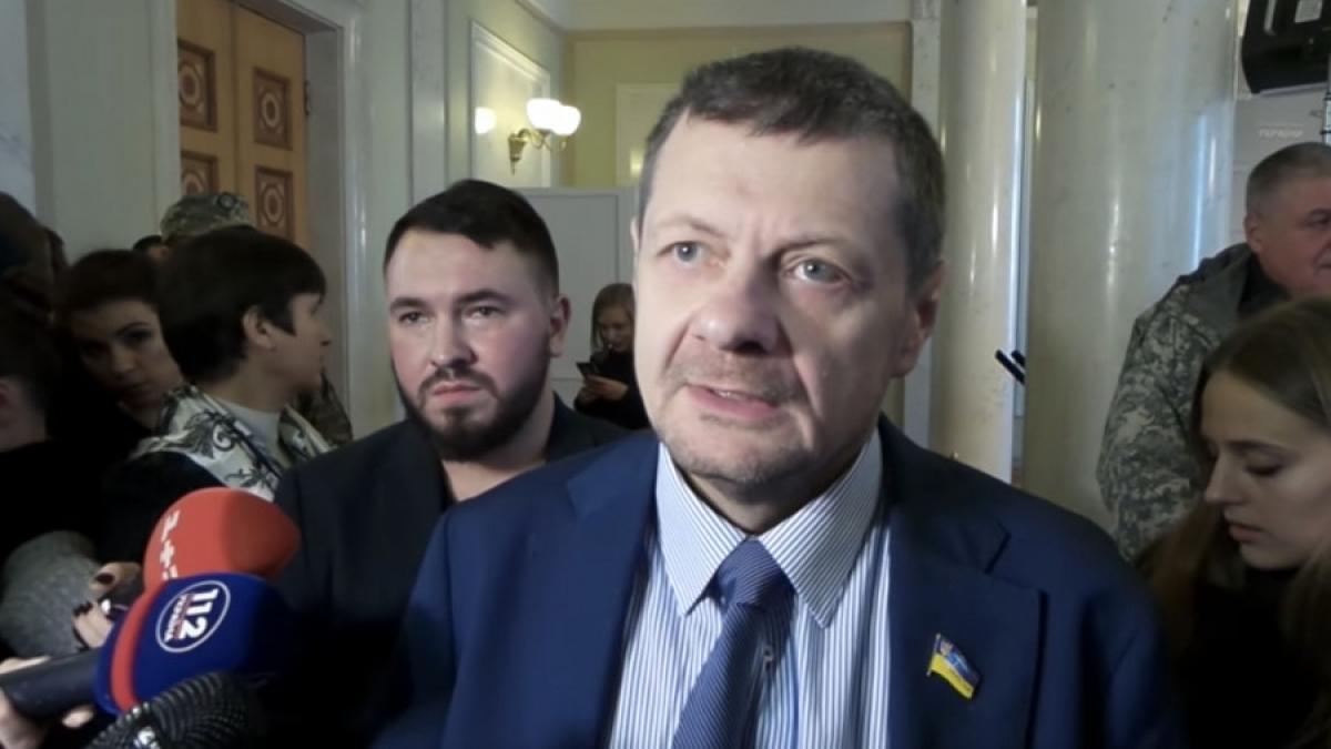 Мосийчук, Украина, Верховная Рада, Медведчук, Бойко, ОПЗЖ, Партия, СБУ, последствия