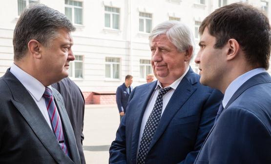 Порошенко должен немедленно восстановить Сакварелидзе в должности - редакционная статья The New York Times
