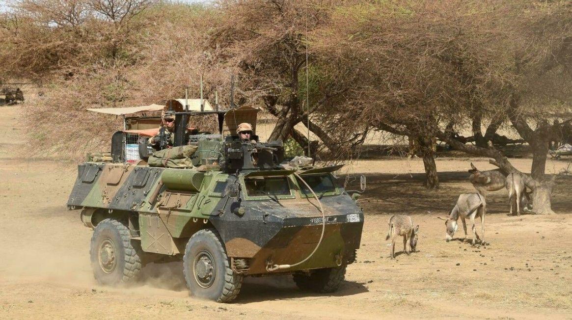 """Военные Франции при поддержке США нанесли """"решающий удар"""" по ИГ"""