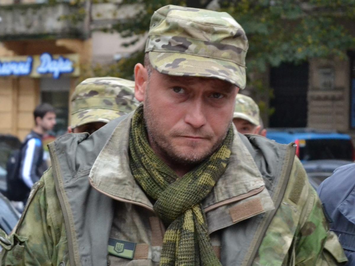 """Ярош о подготовке Украины к капитуляции: """"""""Вагнеровцы"""" и Шумы – это не все"""""""