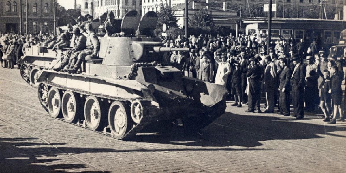 Итоги ввода советских войск в республики Балтии: какие уроки должна из этого извлечь Украина