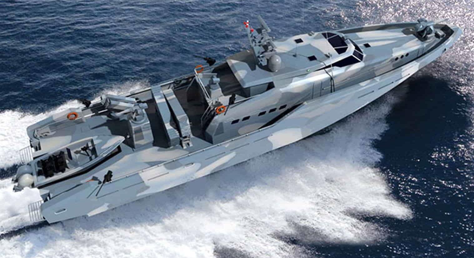 Британия спроектирует боевые катера специально для Украины - военный атташе
