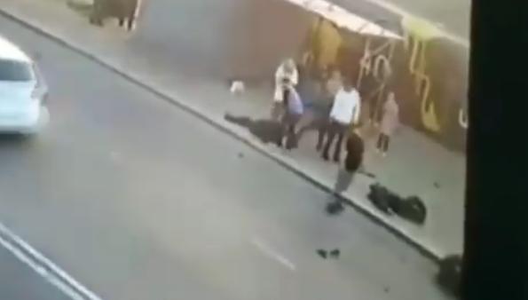 Одесса, ДТП, авария, смерть, Нацгвардия, полицейские, побои, розыск
