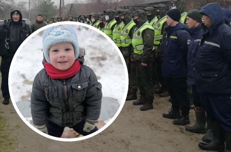 На Киевщине пропал 2-летний Богдан Униченко: к поискам задействована аэроразведка и Нацгвардия