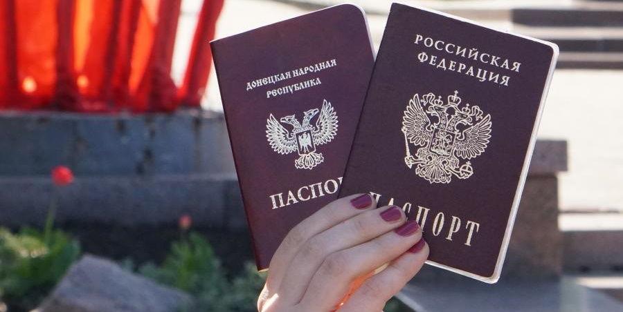 """Выборы в Госдуму: """"Единая Россия"""" озвучила количество людей с паспортами РФ в ОРДЛО"""
