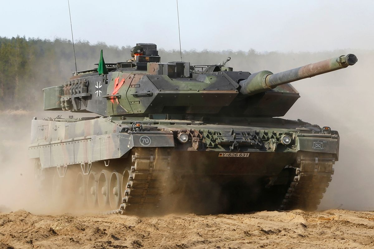 """Немецкие """"Леопарды"""" готовят к большой войне - Израиль поможет армии НАТО усилиться, у РФ проблемы"""