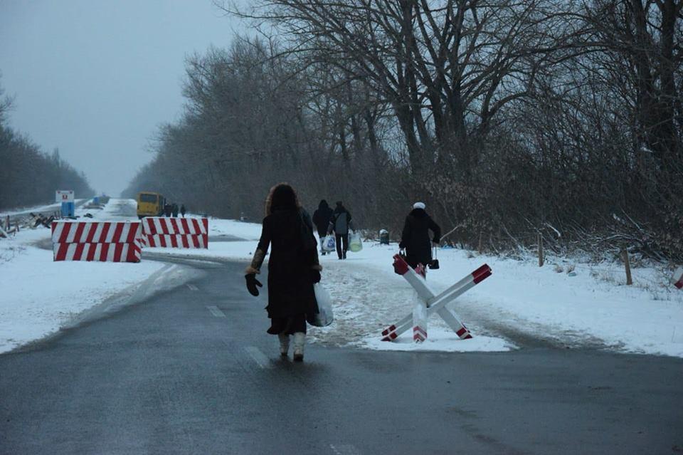 """На линии разграничения в Донецкой области на контрольно-пропускном пункте """"Гнутово"""" умер мужчина. Подробности"""