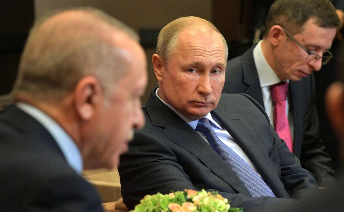 Кремль ответит Эрдогану за помощь Украине – РФ останавливает полеты в Турцию