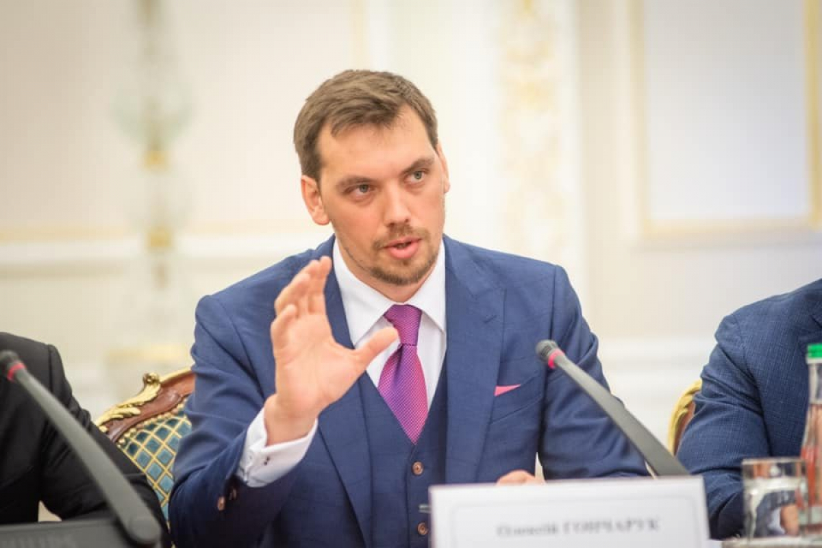 Гончарук раскрыл любопытные детали двух встреч с Коломойским и Ахметовым