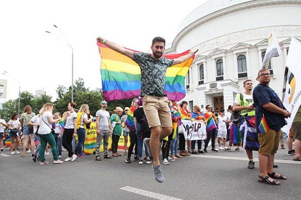 киев, лгбт, марш, равенство, киев сегодня, протесты, драки, правый сектор,