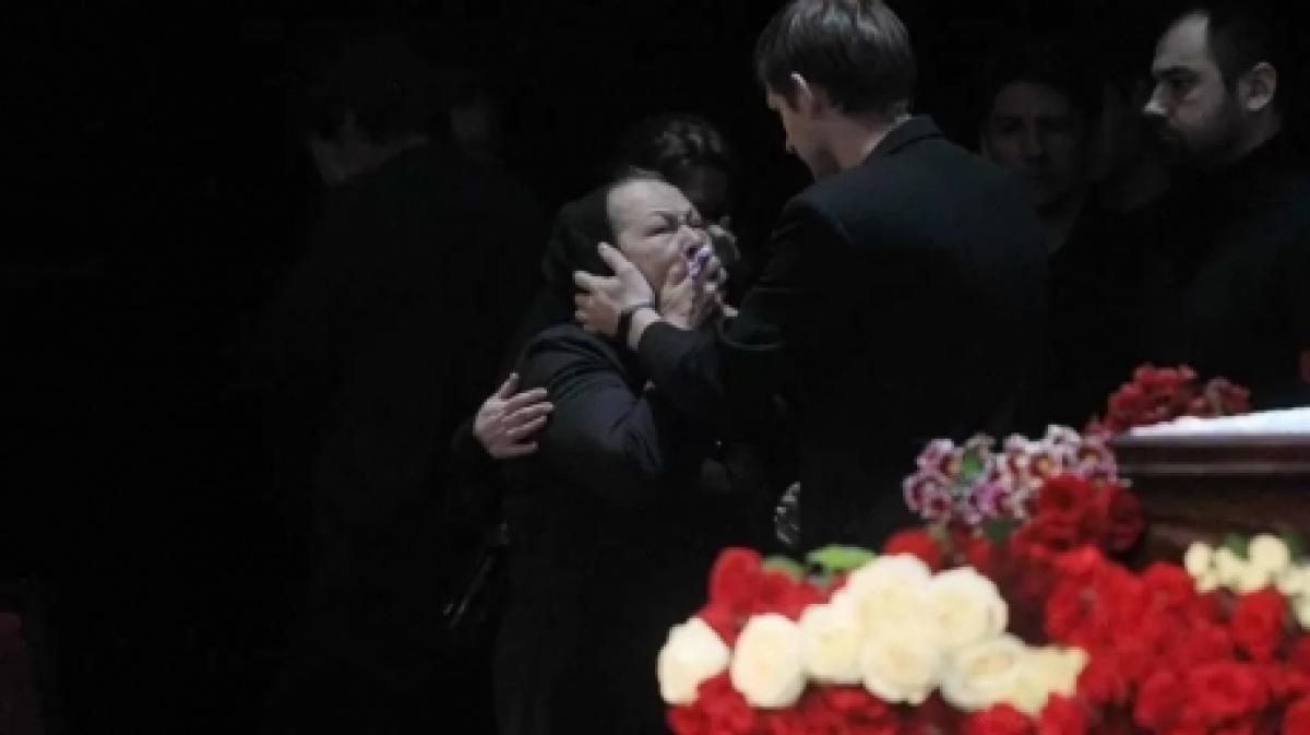 раиса рязанова, сын, умер, актриса, данила перов, москва, похороны, новости кино, новости россии