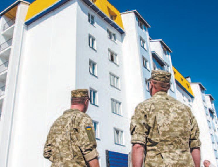 Вместо казарм - современные ЖК: Порошенко пообещал бойцам АТО построить комфортабельные жилые комплексы