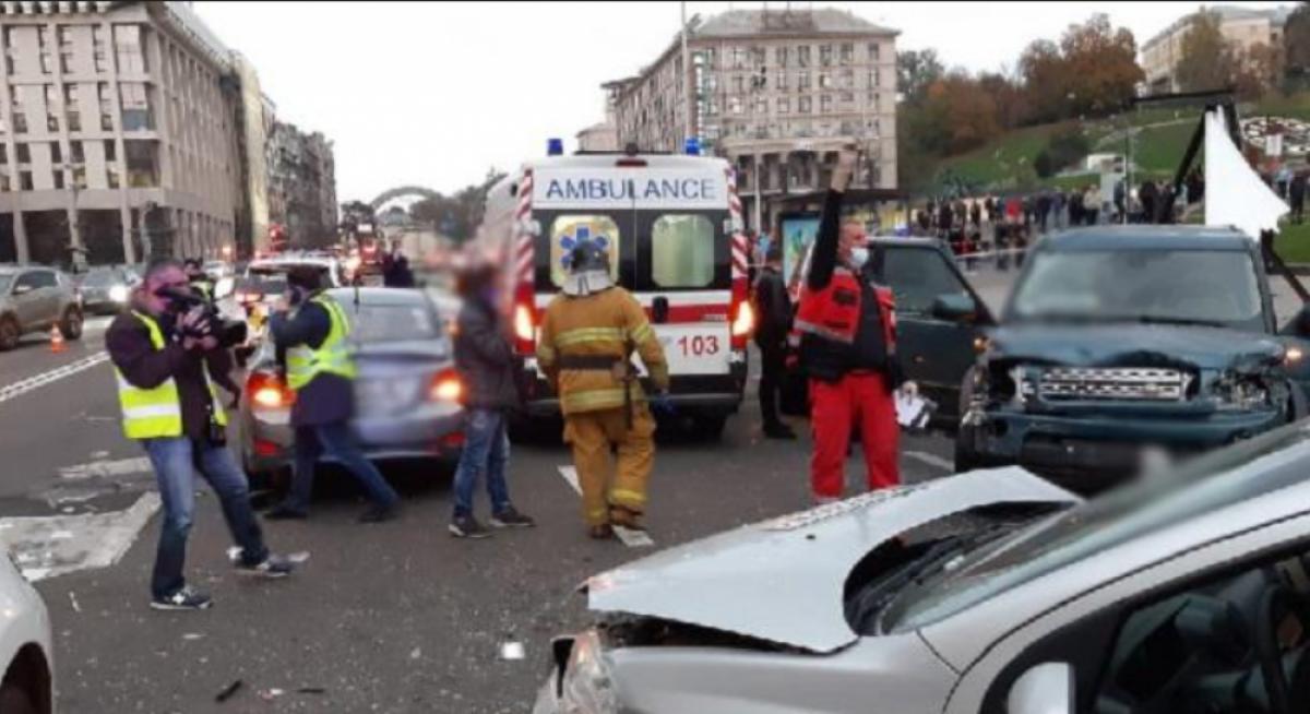 Попал в 2014 году под люстрацию: кто был за рулем иномарки, влетевшей в людей на Майдане