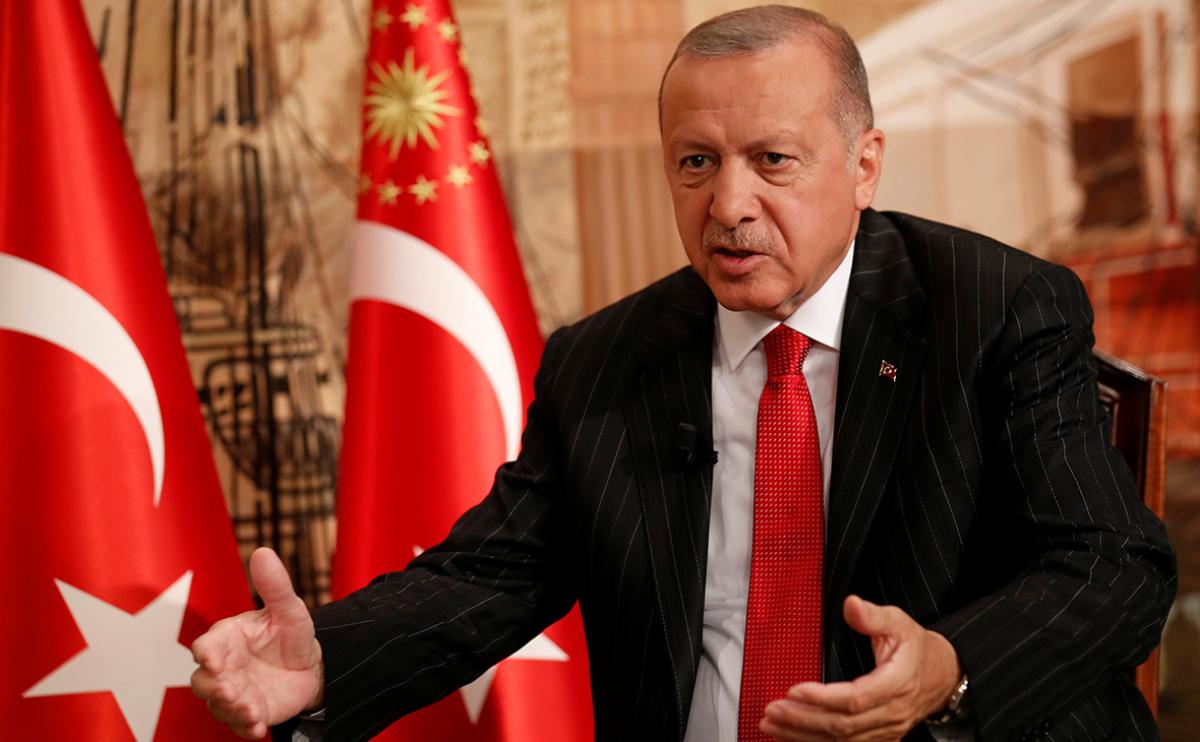 """""""Намек на Москву?"""" - Эрдоган сказал, кто стоит за действиями Армении на границе с Азербайджаном"""