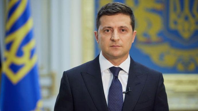 Зеленский ответил на решение об отводе российских войск от границ Украины