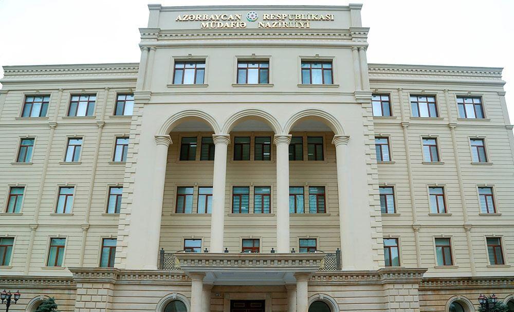 Войска Азербайджана в Нахичевани подверглись обстрелу с территории Армении – Минобороны