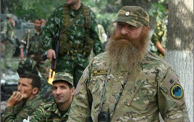 Донецк заполонили сторонники ДНР