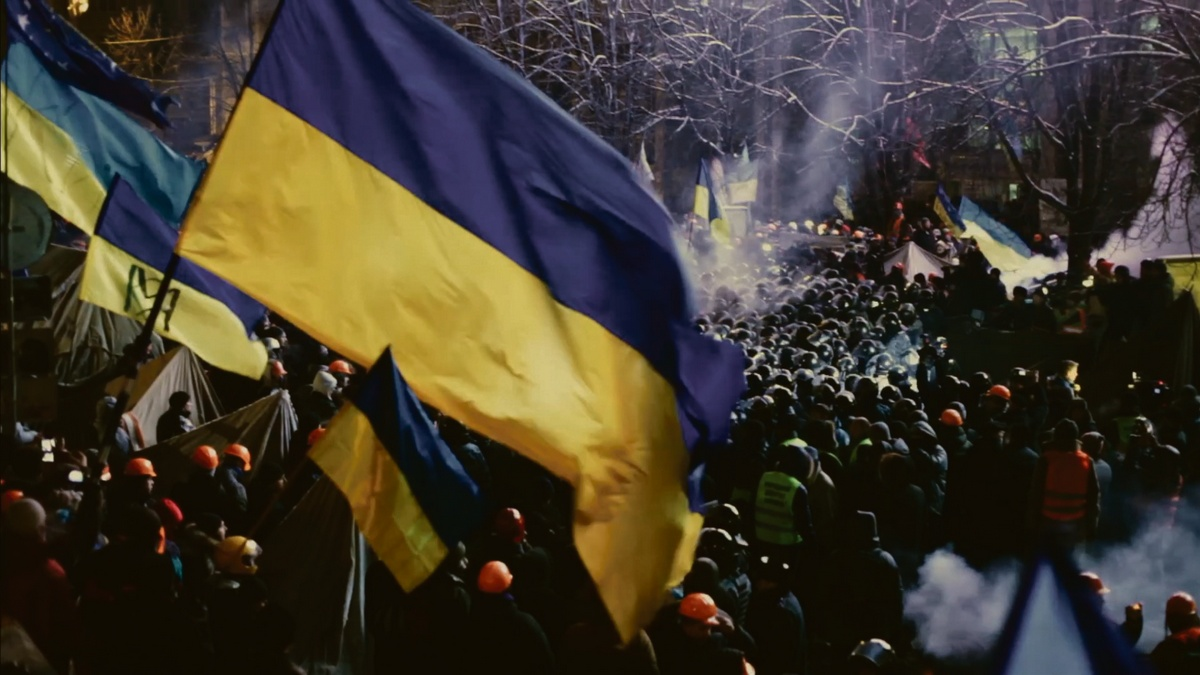 Полиция стягивает силы к центру Киева в День память Героев Небесной Сотни