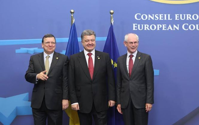 Петр Порошенко ждет резолюцию Европарламента по санкциям против РФ
