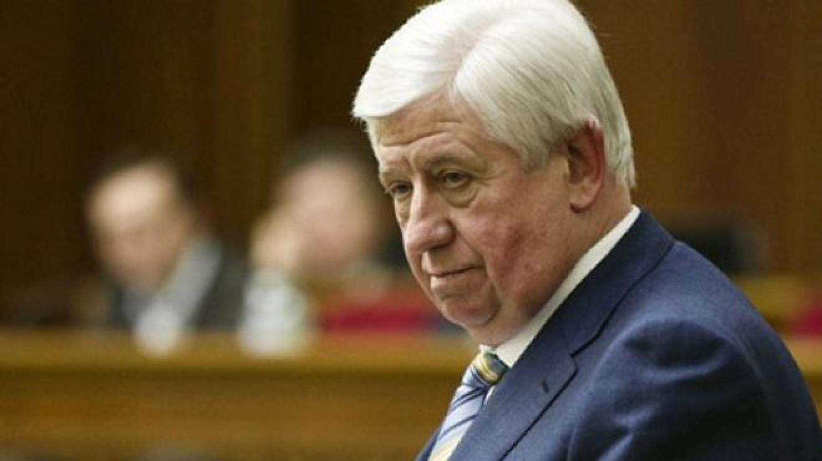 Шокин заявил, что после отставки с должности Генпрокурора уйдет на заслуженный отдых