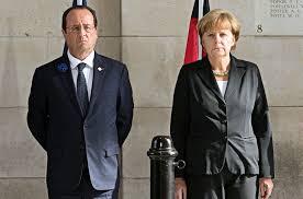 Меркель и Олланд прибыли в Москву на переговоры по Донбассу