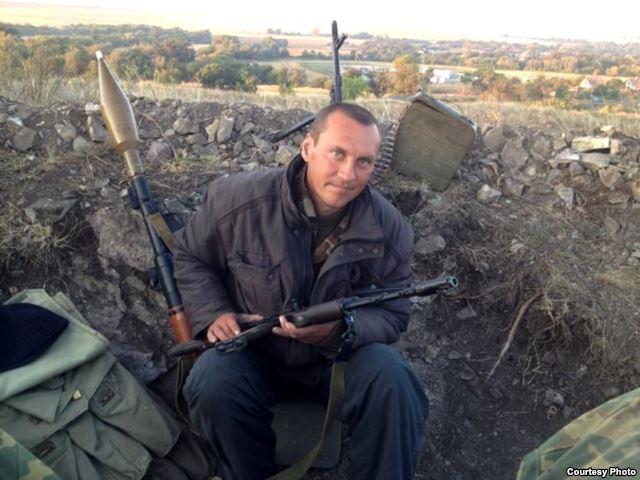 Боевиками под Ясиноватой руководит белорус с пятью судимостями за убийства и наркотики