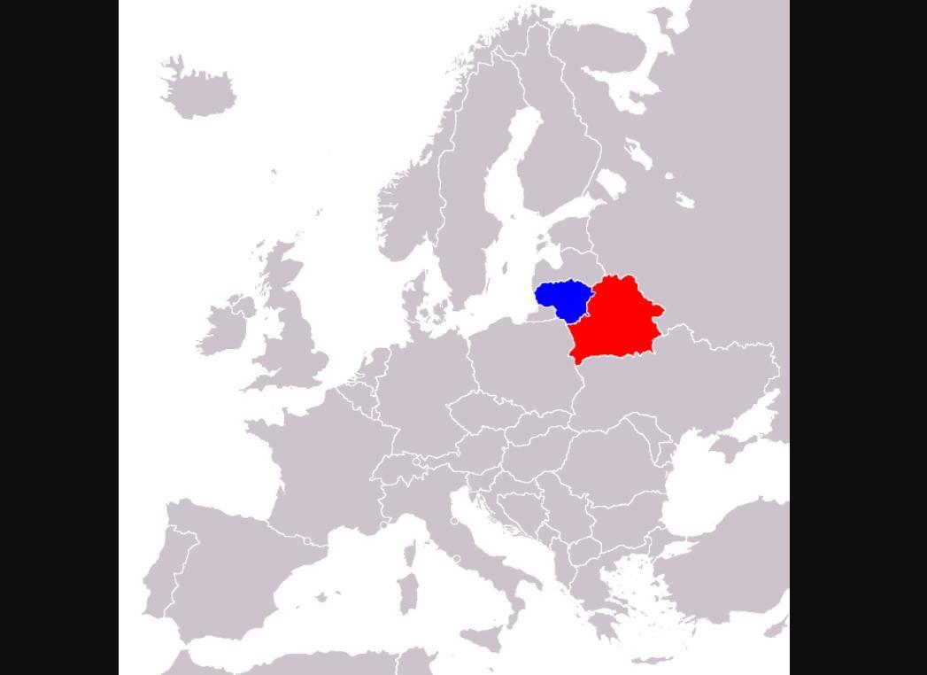 Литва обратилась к Украине за помощью: на границе с Беларусью критическая ситуация